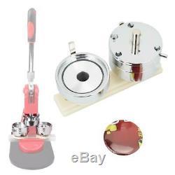 58mm De Haute Qualité Diy Badge Maker Moule Rond Bouton Moule Badge Machine De Fabrication