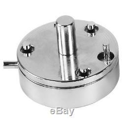 75mm 3 ' ' Bouton Badge Maker Poinçonneuse Pin Machine Die Moule Cercle Pièce Broyeur