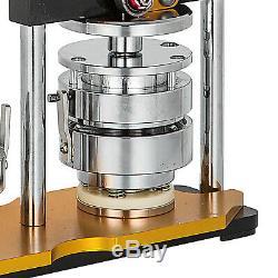 75mm (3 '') La Machine 100pcs De Presse De Fabricant D'insigne De Bouton Tourne L'acier De Bouteille De Boutons