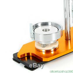 Appuyez Sur Le Bouton Badge Maker Machine 100part Pin Sacs Bouton 75mm Porte-clef (2,95 '')