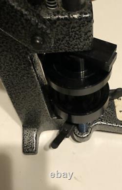Badge A Matic 1 Button Maker Machine 2-1/4 Inch 2.25 Par Badge-a-minit Genuine