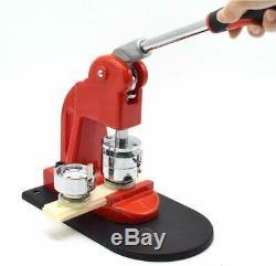 Badge Bouton Maker Seal Manufactures Diy Set 58mm Badge Personnalisé +500 Moisissures