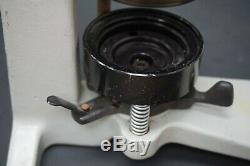 Badge Maker Matic Un Outil Bouton Badge Appuyez Sur A Minit USA 2 1/4 # 7 Gratuit E & M
