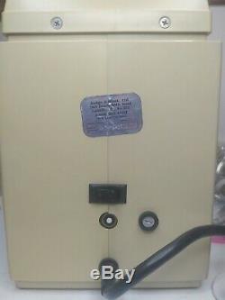 Badge-a-matic II 2 1/4 Bouton Machine Maker 100 Boutons Testés Fonctionne Parfaitement