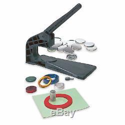 Badge-a-minit 1 1/4 Bouton Maker Bench Press Système # 1300