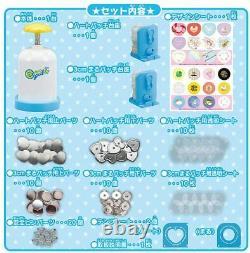 Bandai Button Badge Maker Peut Badge Bon! Plus! 20 Badges
