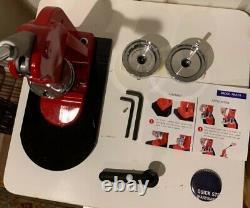 Bouton / Badge / Pin Maker Pour 2.25 Boutons Machine Presse + Tonnes D'approvisionnements