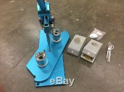 Bouton Chibuttons Maker Kit 37mm (1,5) + 25 MM (1) Badge Presse À-b400