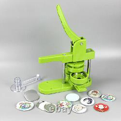 Bouton Maker Machine Installation-libre Badge Fait Main Punch Presse Mold