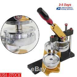 Bouton Maker Pour Badge Button Maker Machine Maker Badge Button 58mm (2-1 / 4 Pouces)