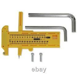 Button Badge Maker Machine 44mm Mold Punch Press Avec Circle Cutter Rouge