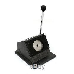 Buttonmaschine Badgemaker Buttonpresse Buttonrohlinge Bouton Mit Schneider