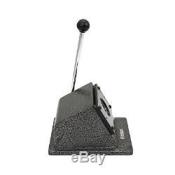 Buttonmaschine Badgemaker Buttonpresse Buttonrohlinge Boutons 37mm Mit Schneider