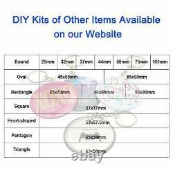 Chibuttons 37mm Button Maker Kit. Machine De Presse D'insigne