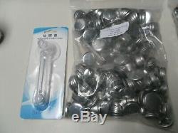 Chibuttons (kit) 25 MM (1) Bouton Badge Machine Maker Presse-b400 + Mold