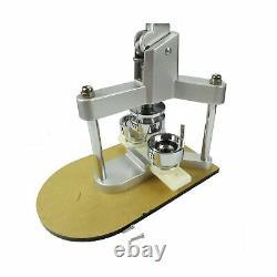 Dawei 1002 Trépied Badge / Button Maker Making Machine Diy Semi Manuel Semi Mech