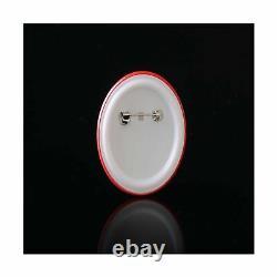 Dawei Badge Poinçonnage Die Round Rotate Type Button Mold Badge Maker Part Compa