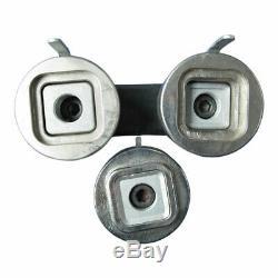 Forme Carrée Epingle Machine Maker Pour 32 X32mm Badge Fournitures Boutons De Broches De Bricolage