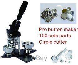 Kit Materiel Pour Insigne De Machine De 75mm