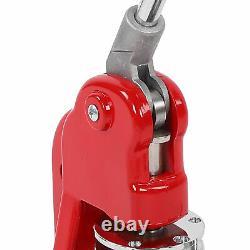 Nouveau 58mm/2.28 Boutonnier D'insigne Machine Bricolage Pin Rond Badges & 500pcs Boutons