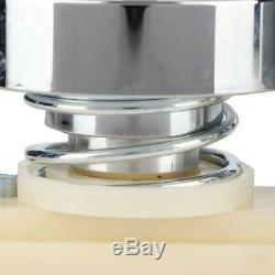 Nouveau Alliage D'aluminium Badge Pin Faire Bouton Mold Maker Punch Outil De Presse 58mm