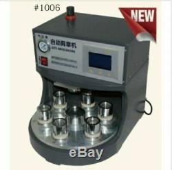 Nouveau Bouton Automatique Maker Badge Ronde Machine De Fabrication 2-1 / 4 '' (58mm) Badges