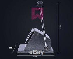 Poinçon Graphique Rond Manuel 58mm Die Cutter Badge / Fabricant De Boutons Livraison Gratuite