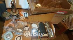 Presse À Boutons 3-1 / 2 Vintage Maker Vintage Hugh Lot 3.5