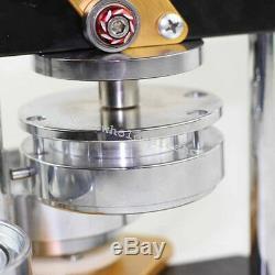 Taille De Moule De L'outil 58mm De Poinçon En Métal De Coupeur De Cercle De Moule De Machine De Bouton De Fabricant